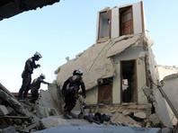 Гуманитарная пауза в Алеппо продлена на один день