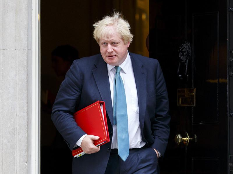 Министр иностранных дел Великобритании Борис Джонсон назвал Россию виновной в нападении на гуманитарный конвой ООН в Алеппо