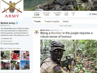 Британскую армию обвинили в расизме из-за рекламного твита