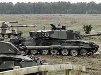 Великобритания планирует перебросить танки, дроны и 800 военных в Восточной Европе. Предполагается, что это станет первым из нескольких маневров НАТО в регионе на фоне растущих опасений по поводу возможной угрозы со стороны России