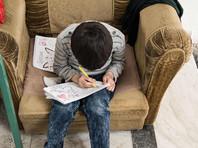 В греческой деревне под Салониками родители заперли школу от детей мигрантов