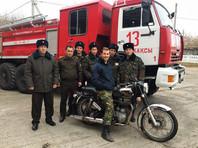 В казахстанской глубинке спасли от переохлаждения австралийского путешественника, заехавшего туда из Англии на мотоцикле