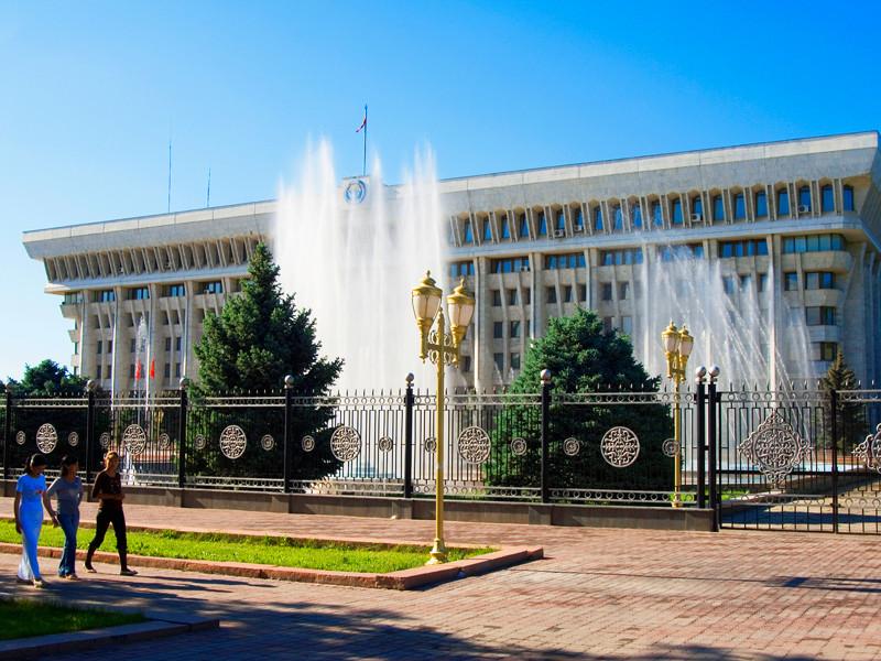 В Киргизии потеряли оригинал конституции