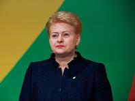 """Президент Литвы: размещение """"Искандеров"""" под Калининградом - это очередной агрессивный шаг России"""