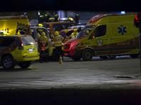 Более 70 человек пострадали из-за взрыва газового баллона в испанском кафе