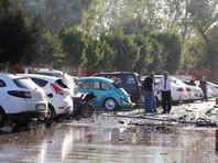 В Анталье у здания торгово-промышленной палаты прогремел взрыв, 10 человек ранены