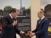 В Париже открылся Российский духовно-культурный центр, где до отмены визита во Францию ждали Путина
