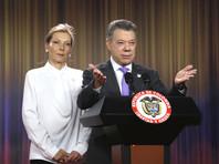 Президент Колумбии отдаст деньги от Нобелевской премии мира пострадавшим в гражданской войне