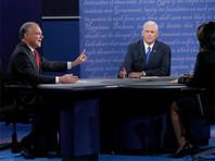 Партнеры Клинтон и Трампа по предвыборной гонке сошлись в единственных теледебатах