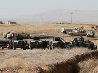 Американские военные начали обстрел позиций ИГ в Мосуле