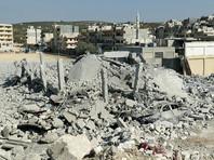 Франция обвинила Сирию и Россию в авианалете на школу в провинции Идлиб