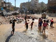 США направили все усилия на переговоры и попытку претворения в жизнь соглашения с Россией, направленного на уменьшение насилия, обеспечение гуманитарной помощи и борьбу с террористическими организациями в Сирии