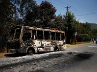 В Эфиопии на фоне массовых беспорядков объявлено чрезвычайное положение