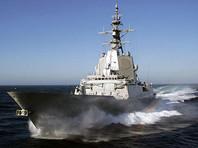 """За боевой группой ВМФ России во главе с авианосцем """"Адмирал Кузнецов"""" следят два испанских корабля"""