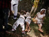 В Эфиопии в спровоцированной полицией давке на фестивале погибли десятки человек