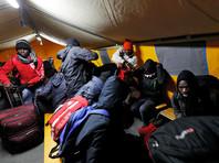 """Во французском Кале началась операция по ликвидации лагеря мигрантов """"Джунгли"""" (ФОТО, ВИДЕО)"""