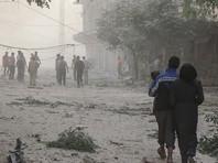 Меркель потребовала от России прекращения бомбардировок Алеппо