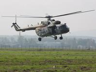 В Узбекистане потерпел крушение военный вертолет: 9 человек погибли