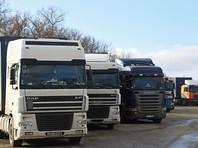В Закарпатье парализовано движение на границе из-за возобновления торговли между Россией и Турцией
