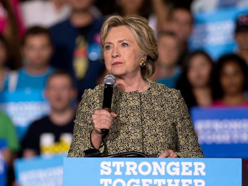 В выступлениях Клинтон обнаружили похвалу в адрес Путина