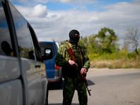 В Луганской области начался развод сил сепаратистов и украинской армии