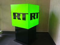 В Великобритании заблокировали счета RT после изучения банковских операций телеканала