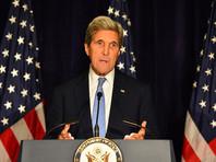 Керри призвал к расследованию военных преступлений России и Сирии в Алеппо