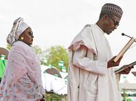 Жена президента Нигерии пригрозила не поддержать его на следующих выборах