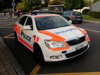 В Швейцарии четыре машины из кортежа Матвиенко попали в ДТП