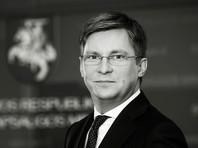 34-летний министр здравоохранения Литвы умер в больнице