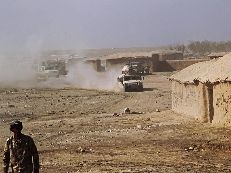 """Иракские войска через две недели после начала операции по освобождению Мосула от боевиков террористической группировки """"Исламское государство"""" (ИГ, ИГИЛ, запрещена в РФ) вошли в город с восточного направления в район Карама"""