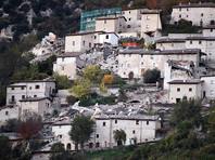Сотрудники службы Гражданской обороны Италии, которые работают над устранением последствий разрушительных землетрясений, оказали помощь более чем 15 тысячам жителей страны