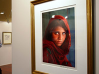 """Знаменитая """"афганская девочка"""" с обложки National Geographic арестована в Пакистане с поддельным паспортом"""