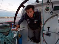 Китайский яхтсмен пропал, пытаясь в одиночку пересечь Тихий океан
