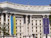 В МИД Украины выразили протест Сирии из-за заявления о признании Крыма частью России