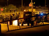 В Израиле убит террорист, ранивший трех военных на КПП