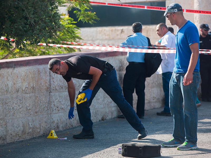 Теракт в Иерусалиме: пострадавшие в критическом состоянии