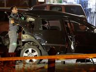 Подозреваемый в подрыве машины Таргамадзе признался в хранении оружия и взрывчатки