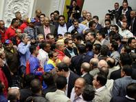 Парламент Венесуэлы проголосовал за начало процедуры импичмента Николаса Мадуро