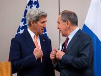 Лавров и Керри провели двустороннюю встречу в Лозанне
