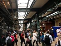 Врезавшийся в здание вокзала поезд в Нью-Джерси вдвое превысил скорость