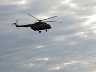 В Сирии обстреляли российский вертолет, доставлявший гуманитарную помощь
