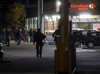 В Брюсселе задержан мужчина, захвативший заложников в супермаркете