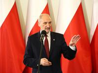 Министр обороны Польши утверждает, что Египет продал России два Mistral за один доллар