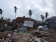В странах Карибского бассейна ураган Matthew унес жизни 26 человек