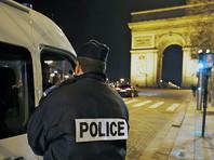 Полицейские в Париже перекрыли движение в знак протеста против нападения на коллег в Вири-Шатийон