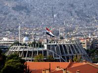 В Дамаске обстреляли район, где находится российское посольство