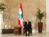 """В Ливане пустовавший два года пост президента занял 81-летний генерал-маронит, поддерживаемый """"Хизбаллах"""""""