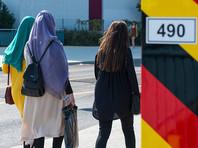 В Германии чиновникам запретят закрывать лицо мусульманскими головными уборами