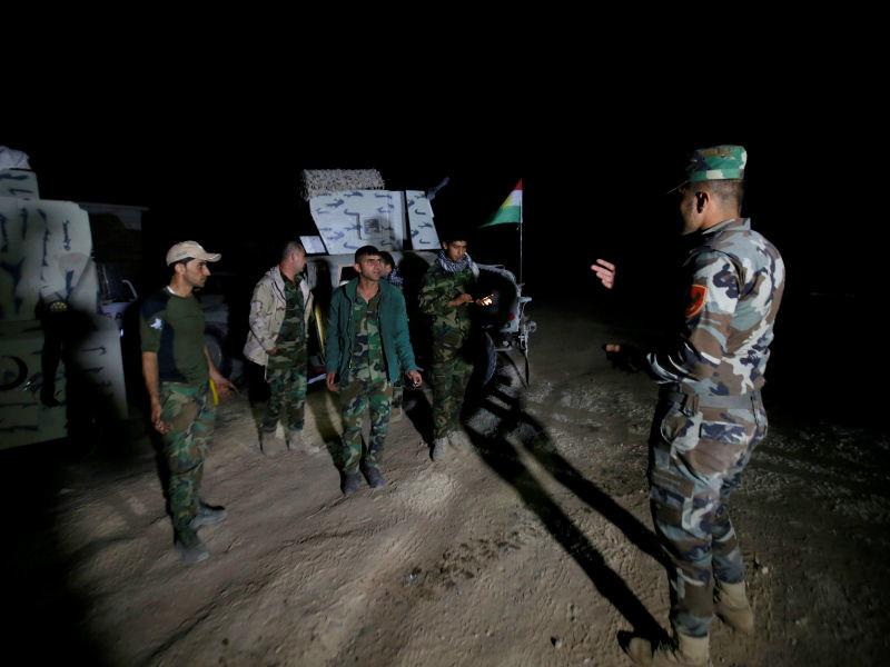 Ирак объявил о начале операции по освобождению Мосула